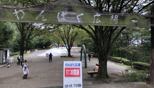 【みかも山公園わんぱく広場】幼稚園児を連れて行くのに最高の場所でした!
