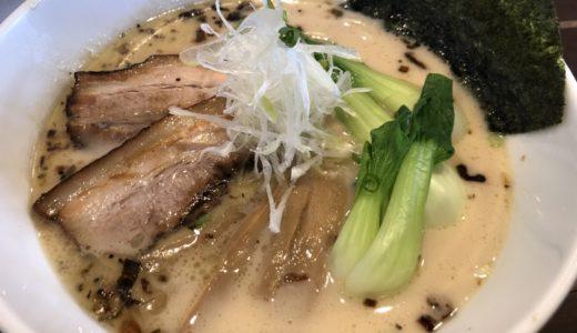 『麺屋 奥右衛門』新潟県南魚沼市へ行った時は必ず寄りたい!